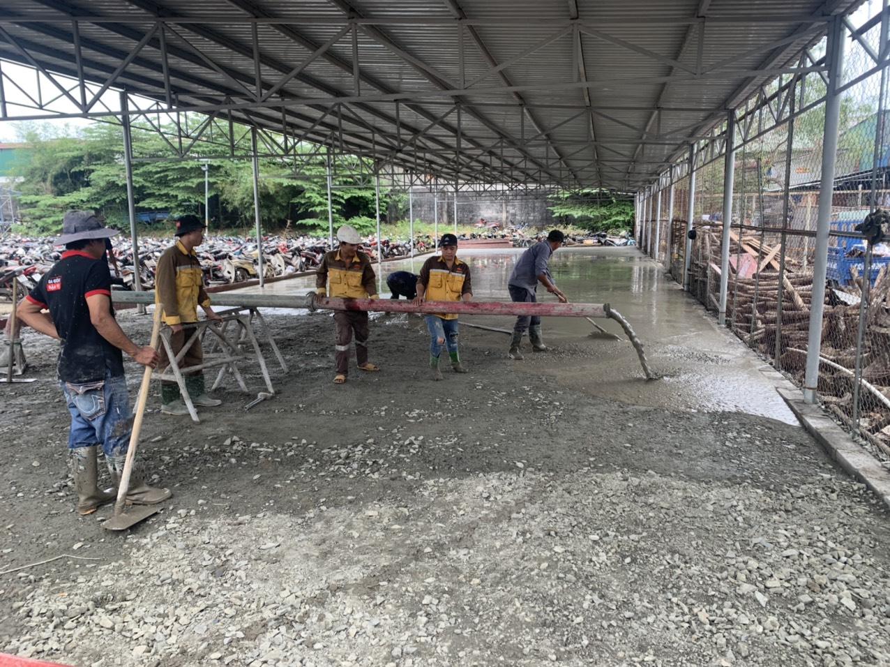 Bê tông tươi Bình Thuận