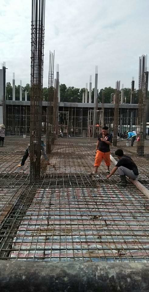 Giá bê tông tươi Lê Phan