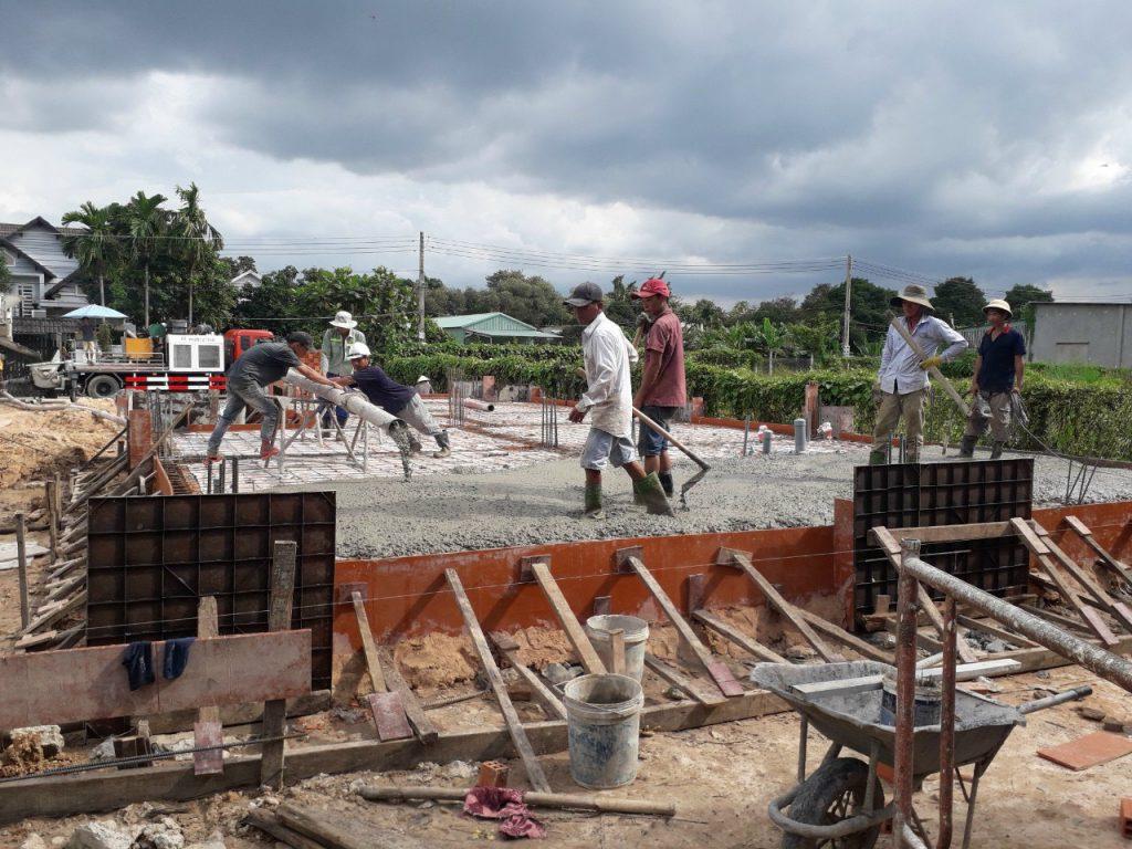 Báo giá bê tông tươi quận Phú Nhuận